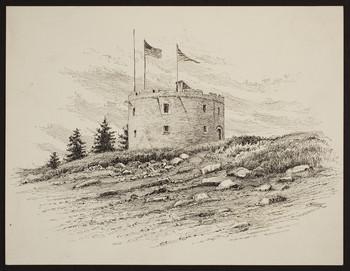 GC001.USME.Fort Pemaquid.231 (RS102079)