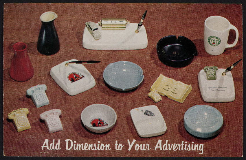 Add dimension to your advertising