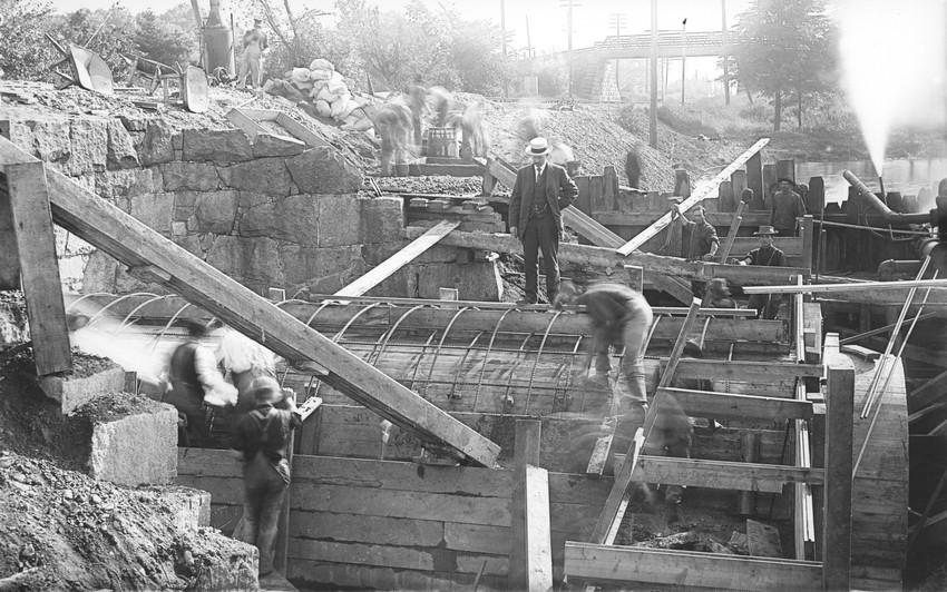 Bridge 36, Natick, Mass., September 7, 1907