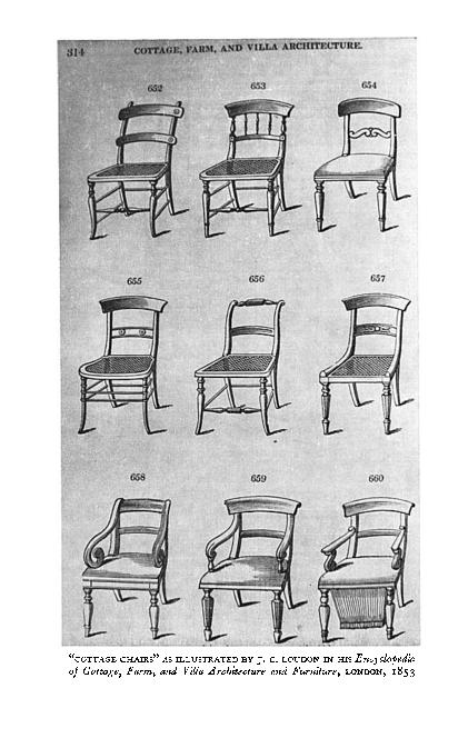 Chairs for the Masses : A Brief History of the L. White Chair Company, Boston, Massachusetts