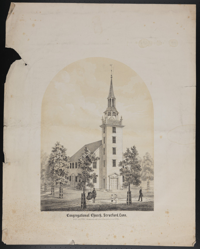 Congregational Church, Stratford, Conn.