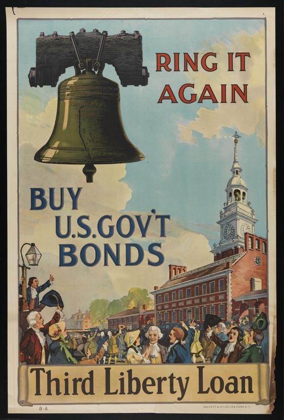 Ring it again, buy U.S. gov't bonds