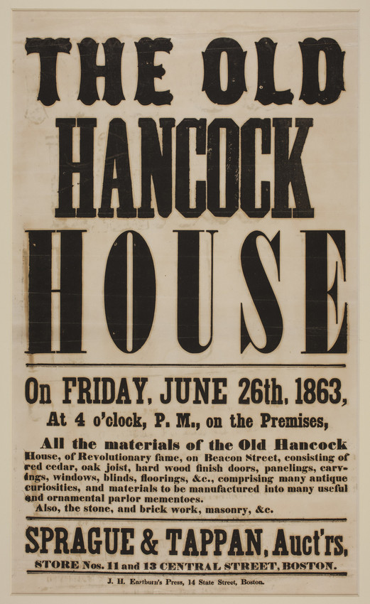 Old Hancock House