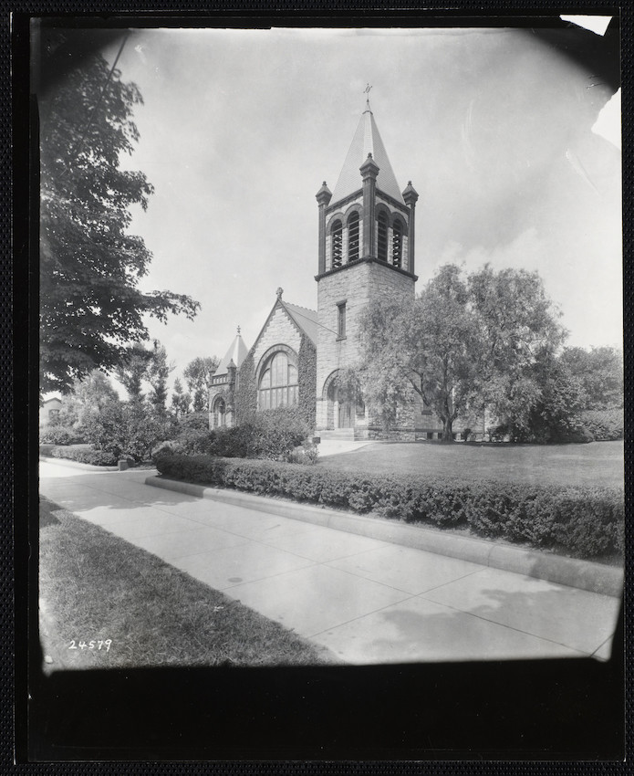 F.A. Whitney Church, Watertown, MA