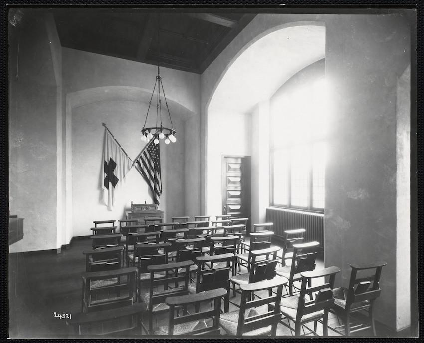 Tabor Academy, Marion, MA - chapel
