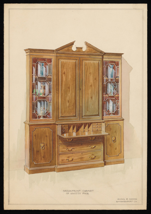 Omnia Cabinets Case Furniture