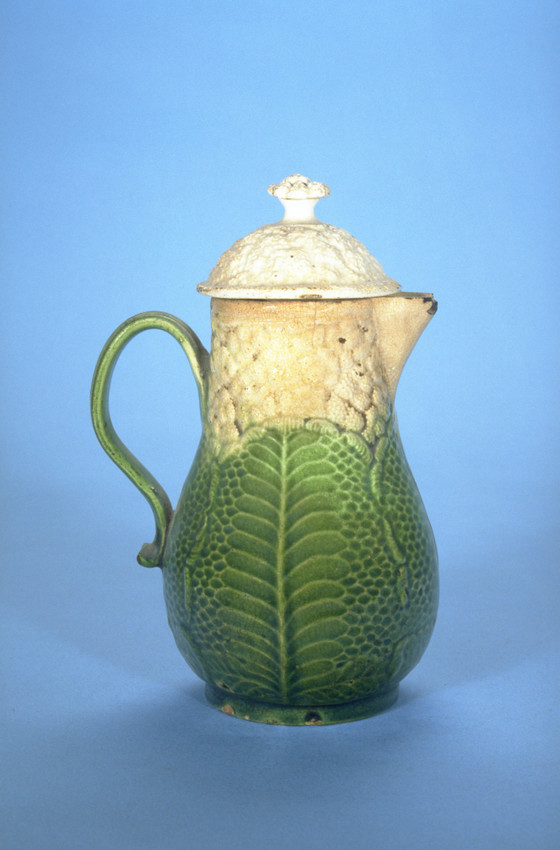 Covered Milk Pitcher