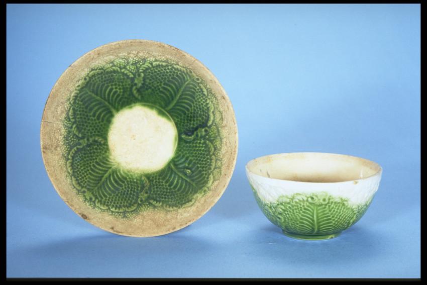 Tea Bowl & Saucer