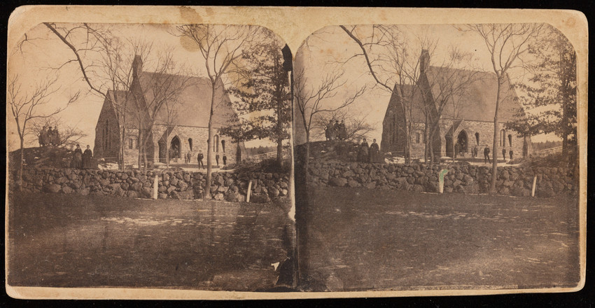 New Church, Lexington St., Waltham, Mass.