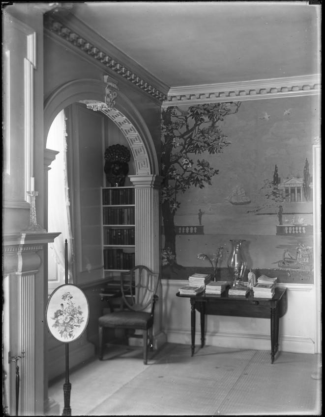 Hamilton House interior