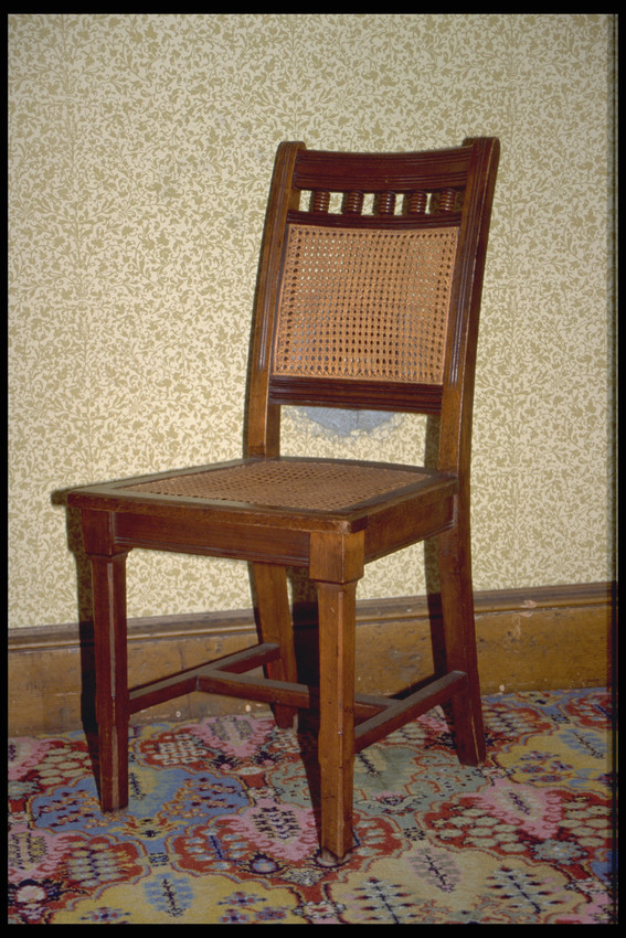 Dining chair--side