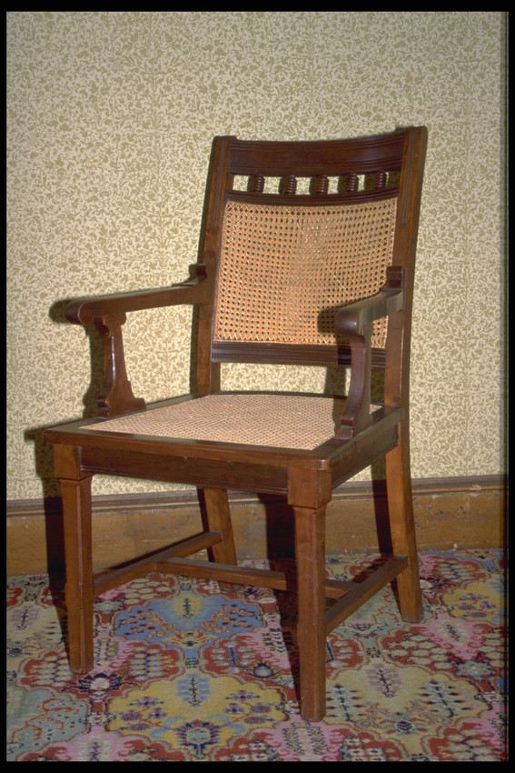 Dining chair--arm