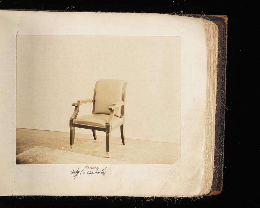 Arm Chair #11411