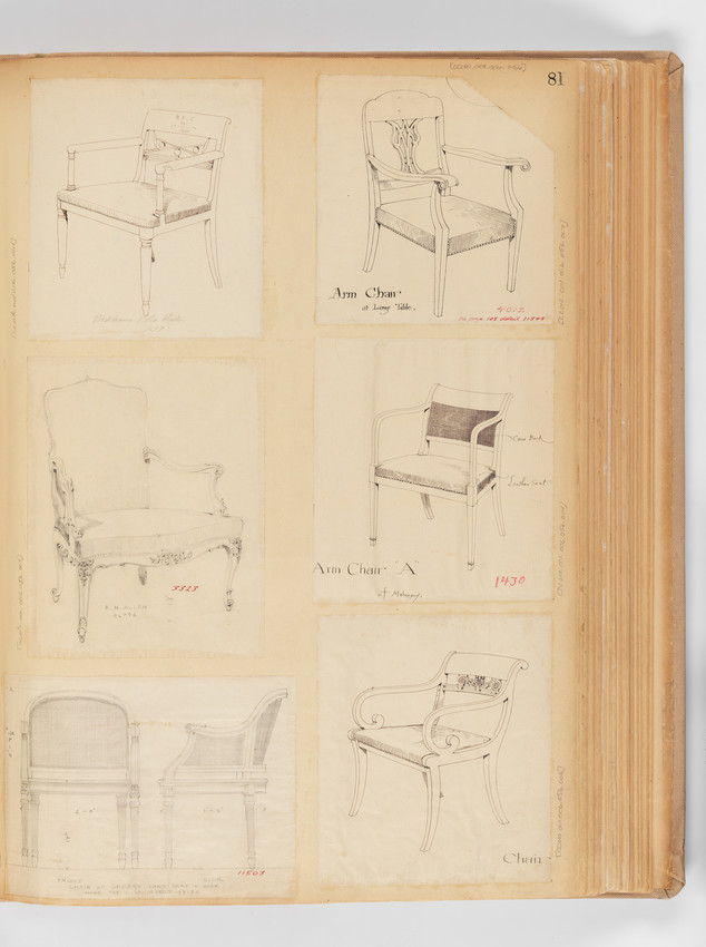 Chairs. Rockers. -- Page 81