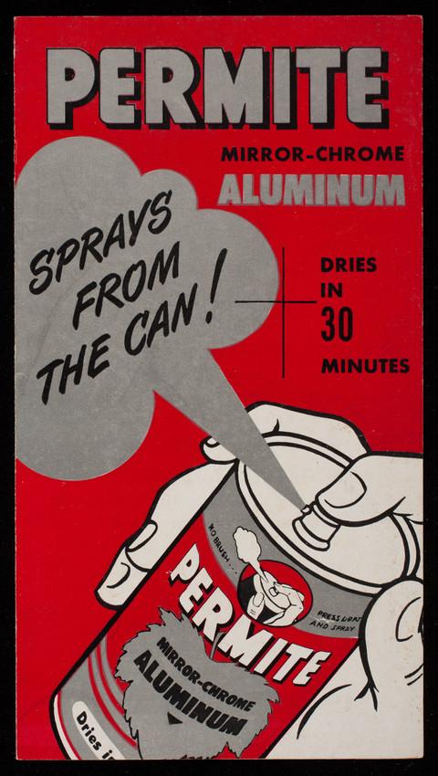 Permite Mirror-Chrome Aluminum, Paint and Varnish Division, Aluminum Industries, Inc., Cincinnati, Ohio