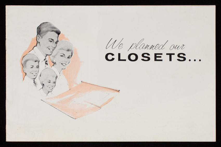 We planned our closets, Super Cedar Closet Lining, Geo. C. Brown and Company, Inc., Greensboro, North Carolina
