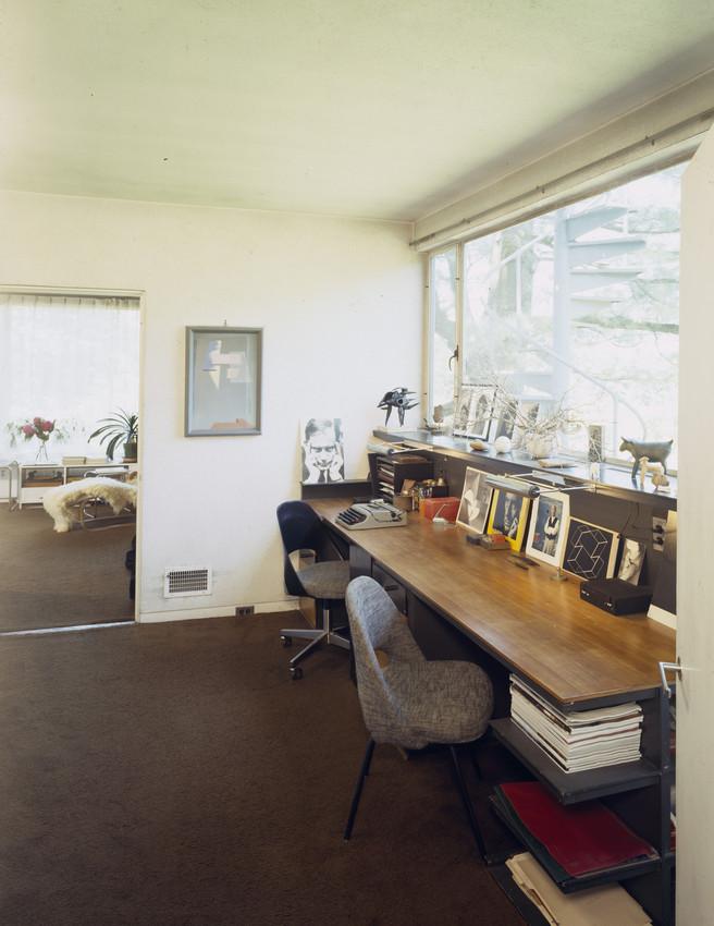 Desks, Gropius House, Lincoln, Mass.