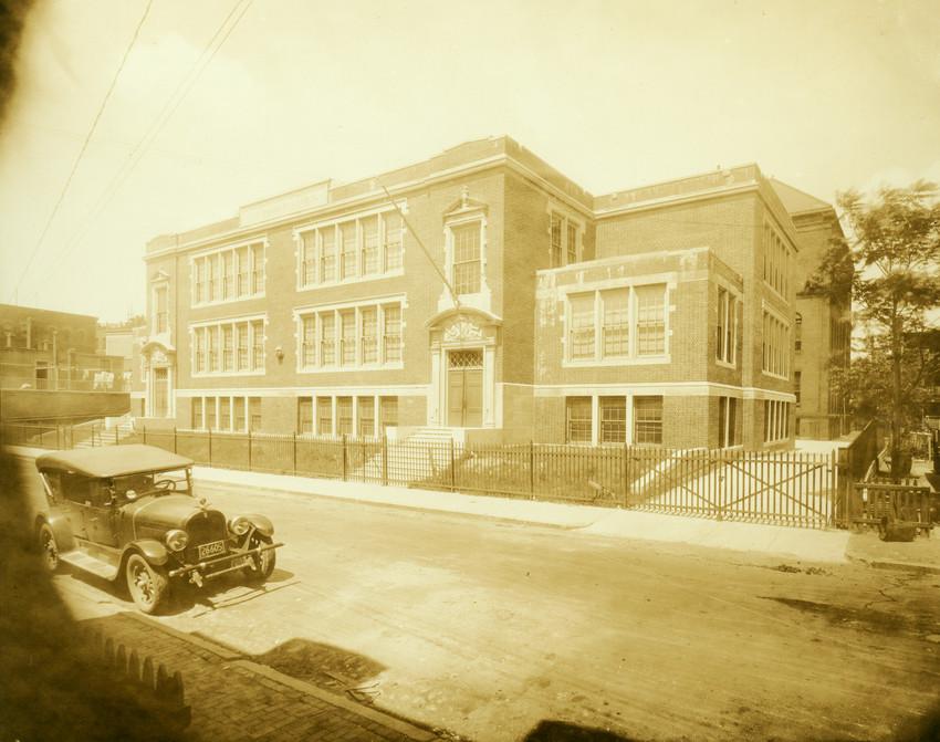 Ralph Waldo Emerson School, Shirley St., Roxbury, Mass.