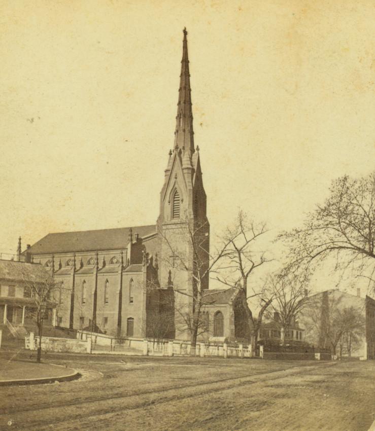 Baptist Church, Roxbury, Mass.
