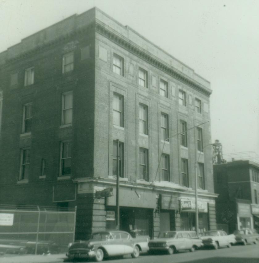 Hibernian Hall, 184 Dudley St., Roxbury, Mass.