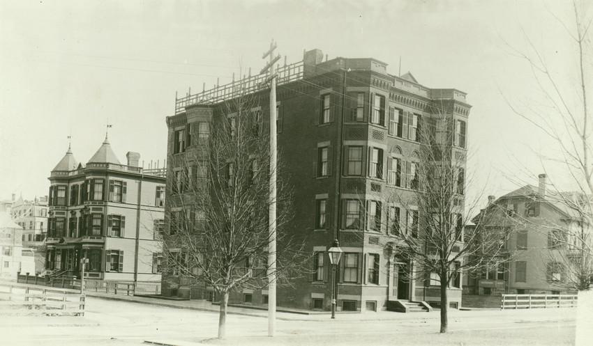 Hotel Park, Dale Street, Roxbury, Mass., undated