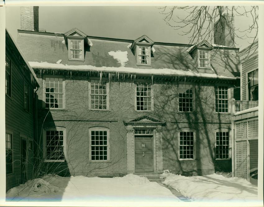 Exterior view of the Richard Derby House, Salem, Mass.