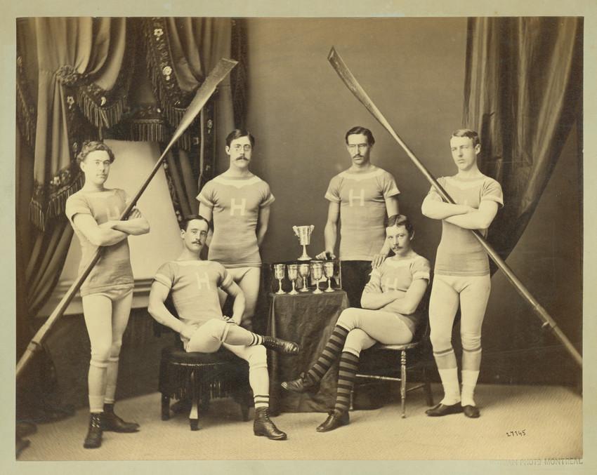 Harvard College Crew Team