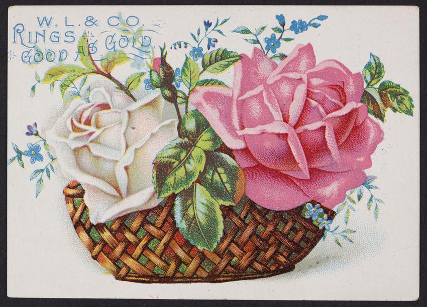 Trade card for Wood, Bicknall & Potter Co , aluminum