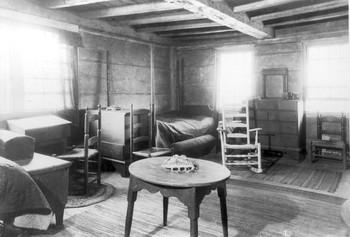 Nehemiah Royce House Wallingford Conn Bedroom Historic New England