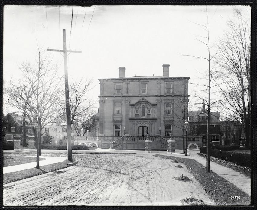 41 Winslow Road, 1911