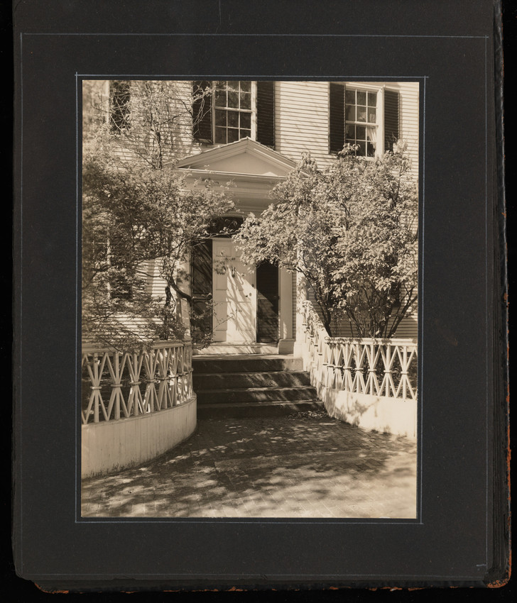 Pierce Perry Farmer House High Street Newburyport Mass Historic New England