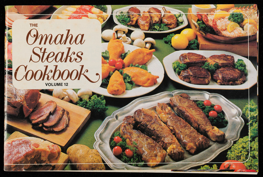 Omaha Steaks Cookbook Volume 12 Omaha Steaks International Inc