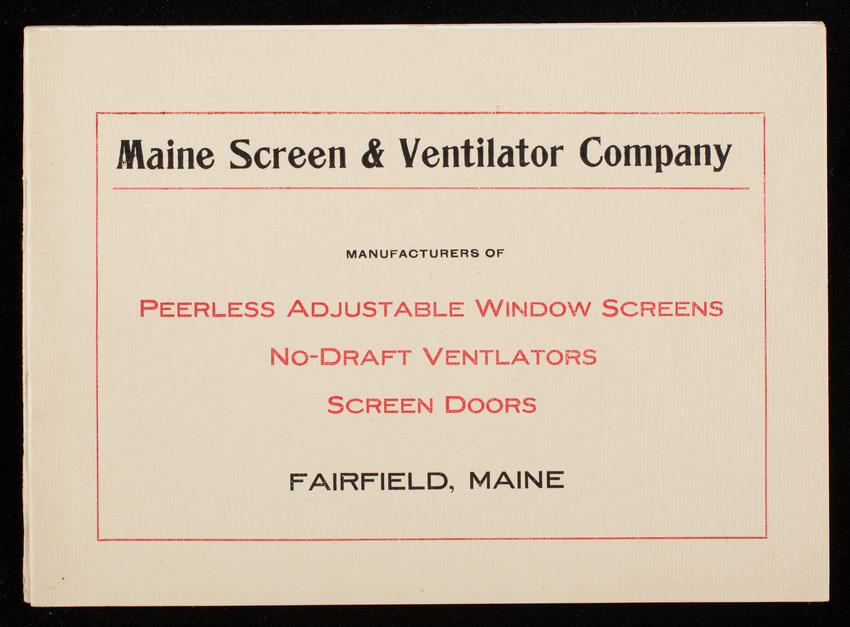 Collection Type  sc 1 st  Historic New England & Maine Screen u0026 Ventilator Company manufacturers of peerless ...