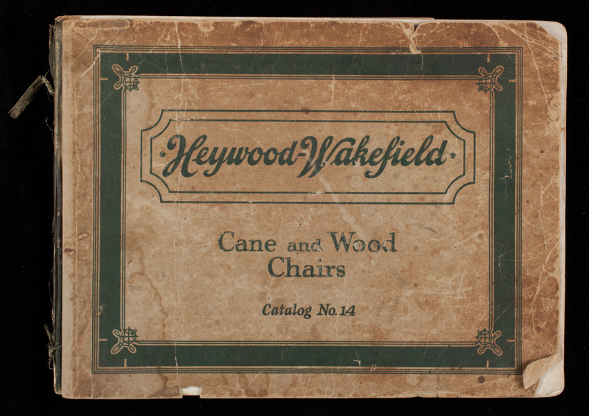 Cool Heywood Wakefield Cane And Wood Chairs Catalog No 14 Ncnpc Chair Design For Home Ncnpcorg