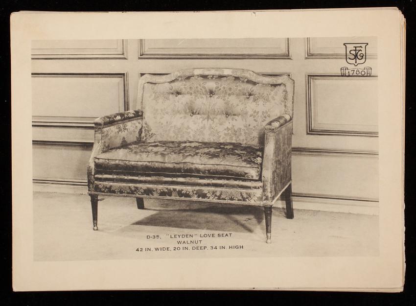 furniture catalog shaw furniture company cambridge mass historic new england. Black Bedroom Furniture Sets. Home Design Ideas