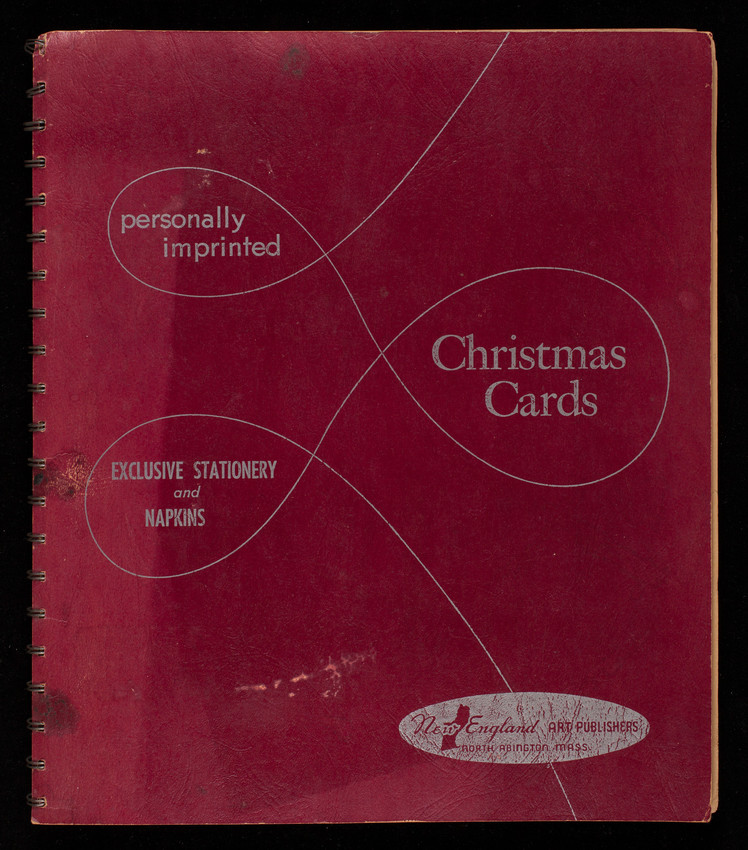 Personally imprinted Christmas cards, exclusive stationery and ...
