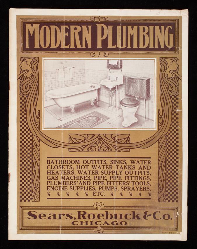 Modern plumbing, Sears, 2nd edition, Roebuck & Co., Chicago ...