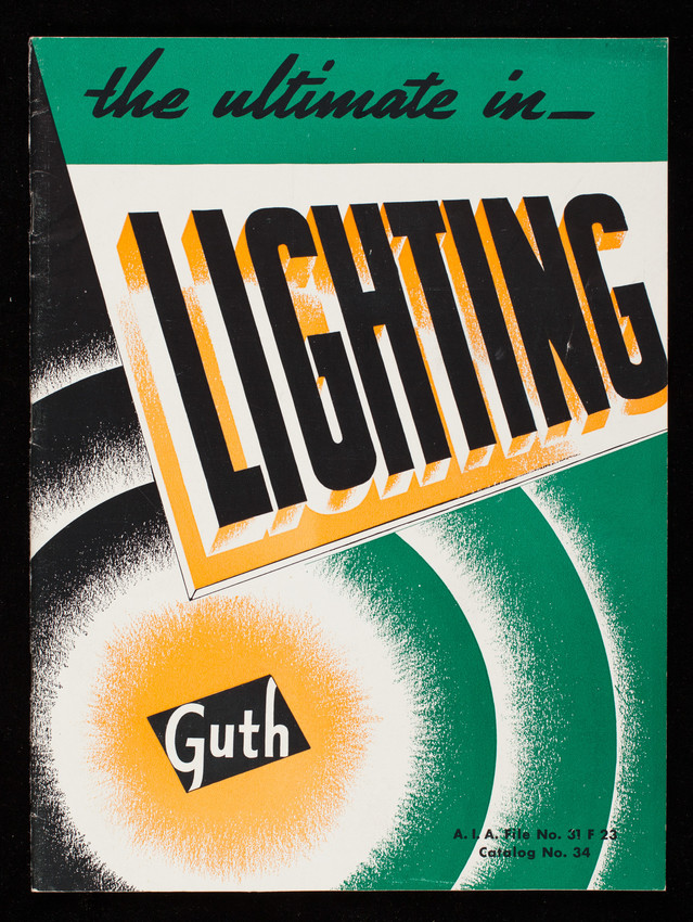 Collection Type  sc 1 st  Historic New England & Ultimate in lighting catalog no. 34 The Edwin F. Guth Company ... azcodes.com