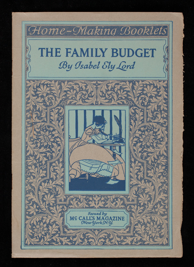 family budget how to make and how to check it by isabel ely lord