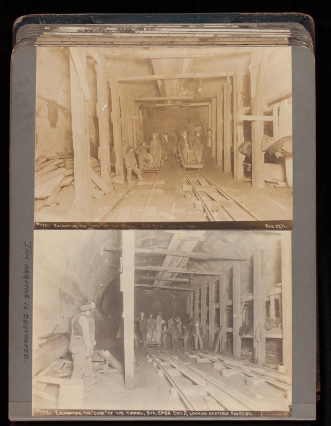 Album 18-1: Boston Transit Authority :