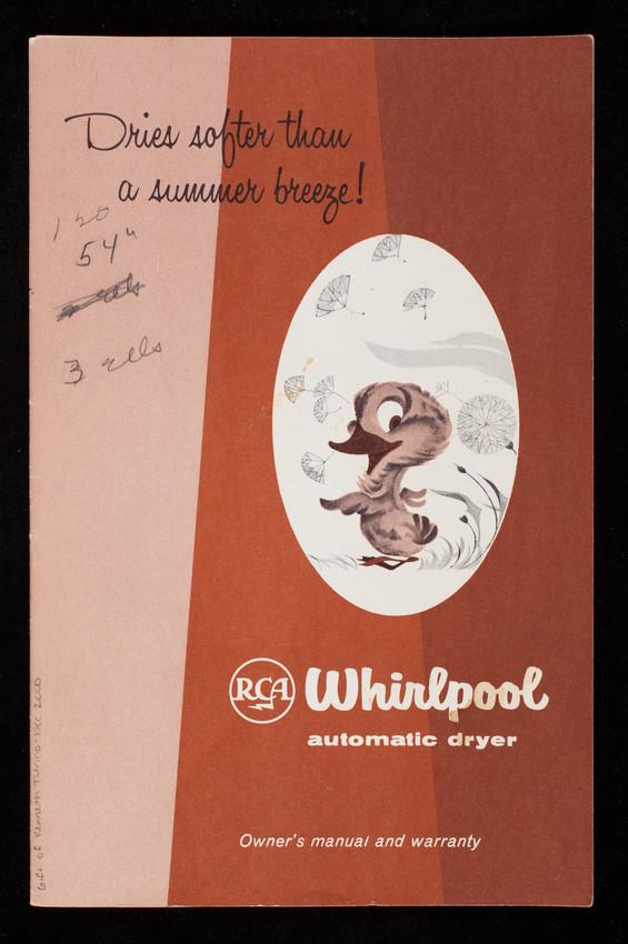 rca whirlpool refrigerators manual