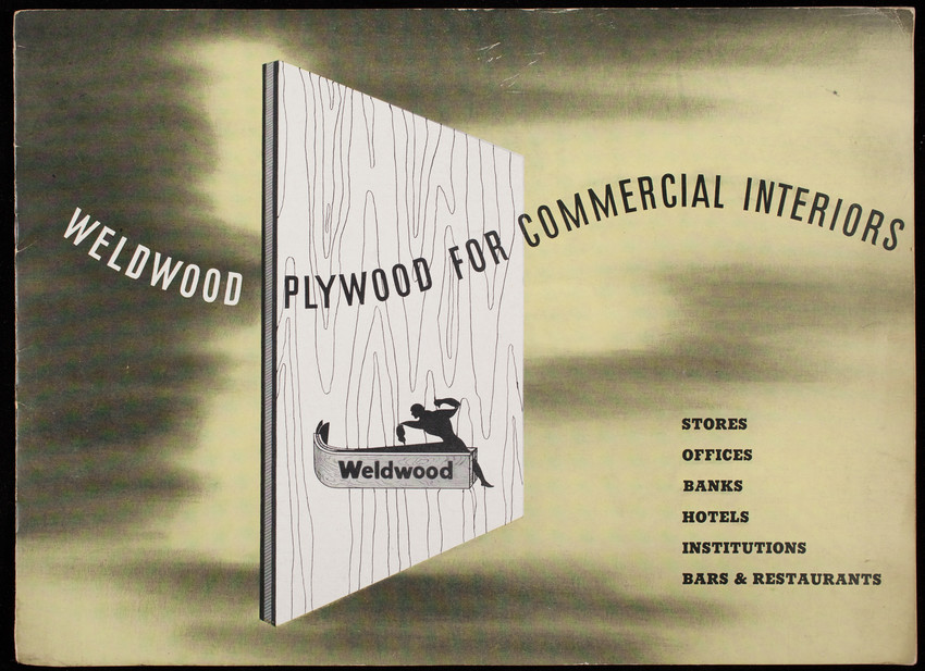Weldwood plywood for commercial interiors united states