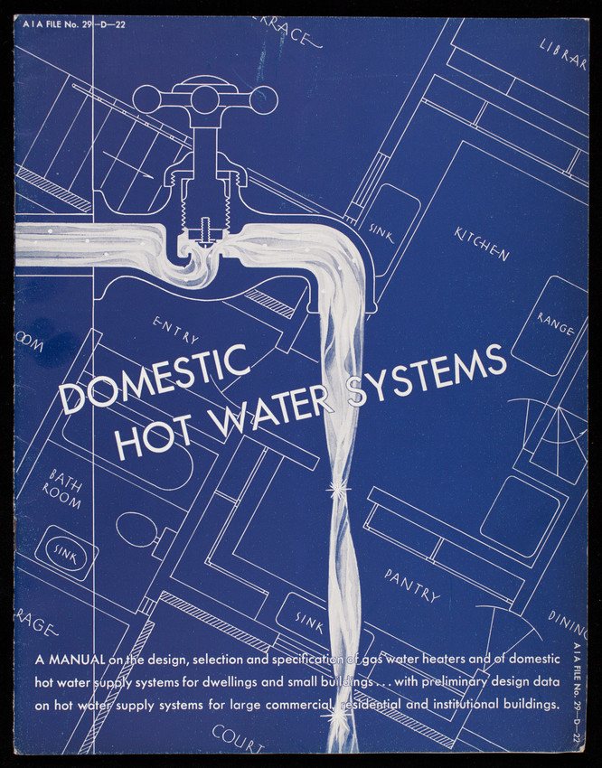 Domestic hot water systems, prepared for The Water Heating ... on