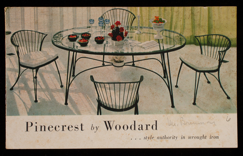 Pinecrest By Woodard Furniture Lee L Woodard Sons Owosso