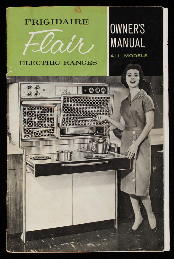 frigidaire flair electric ranges owner s manual all models rh historicnewengland org 1962 Frigidaire Flair Electric Range 1962 Frigidaire Flair Electric Range
