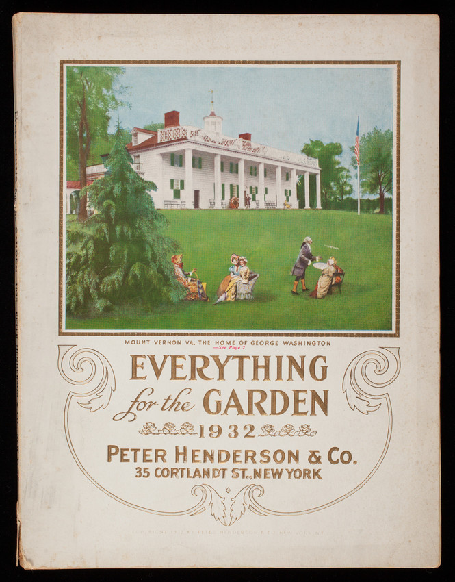 Everything for the garden 1932, Peter Henderson & Co., 35 Cortlandt ...