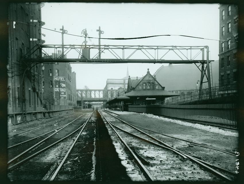 Boston & Albany Railroad Company photographic collection